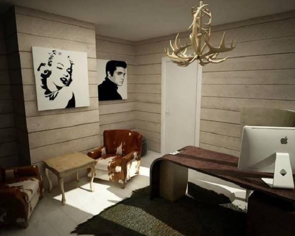 penthouse Aviatiei birou