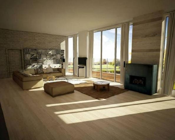 penthouse Aviatiei interior 1