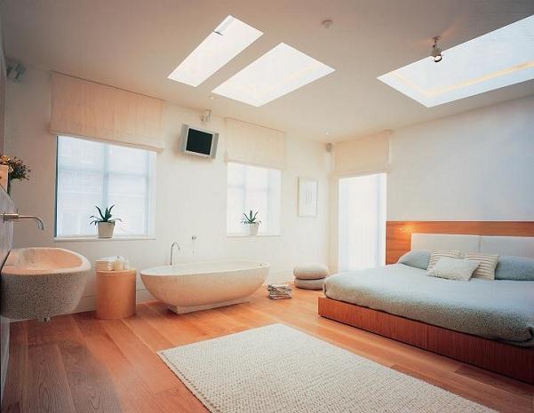 baie in dormitor Kuma