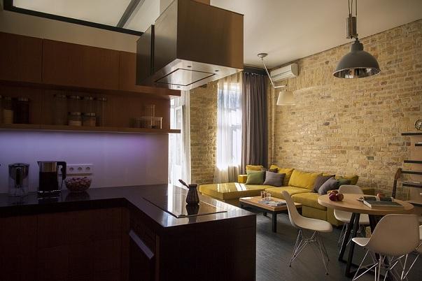 Kiev apartment 4
