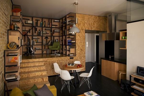 Kiev apartment 5