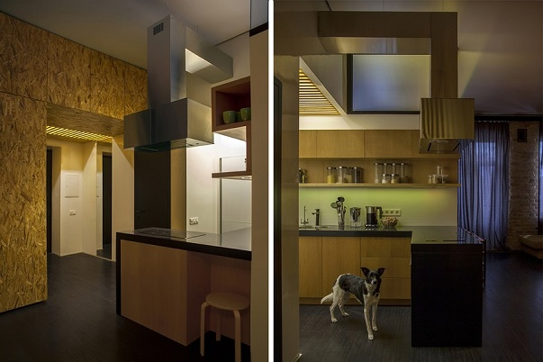 Kiev apartment 8
