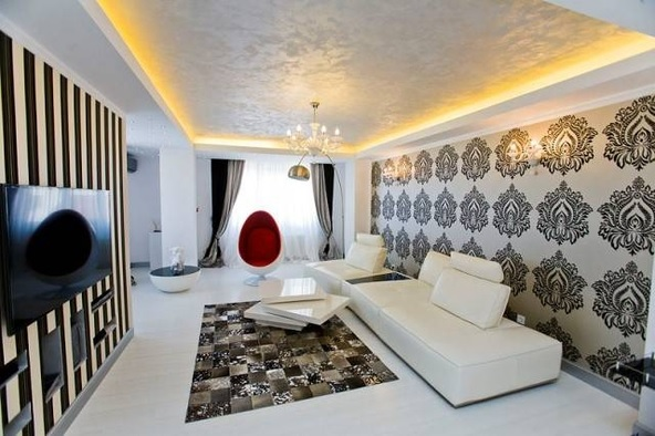 Baneasa penthouse 1