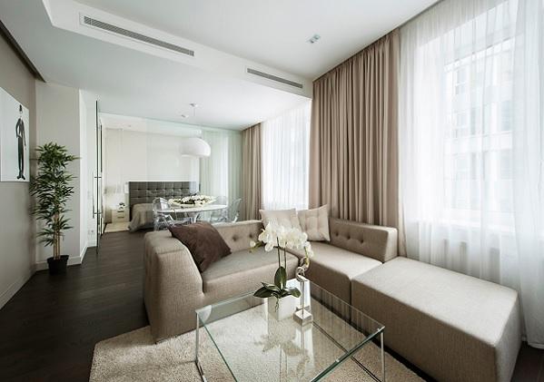aparthotel Moscova 1