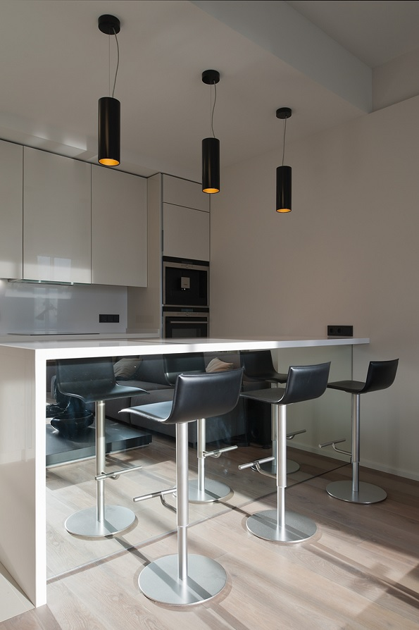 compact apartment Moscova 10