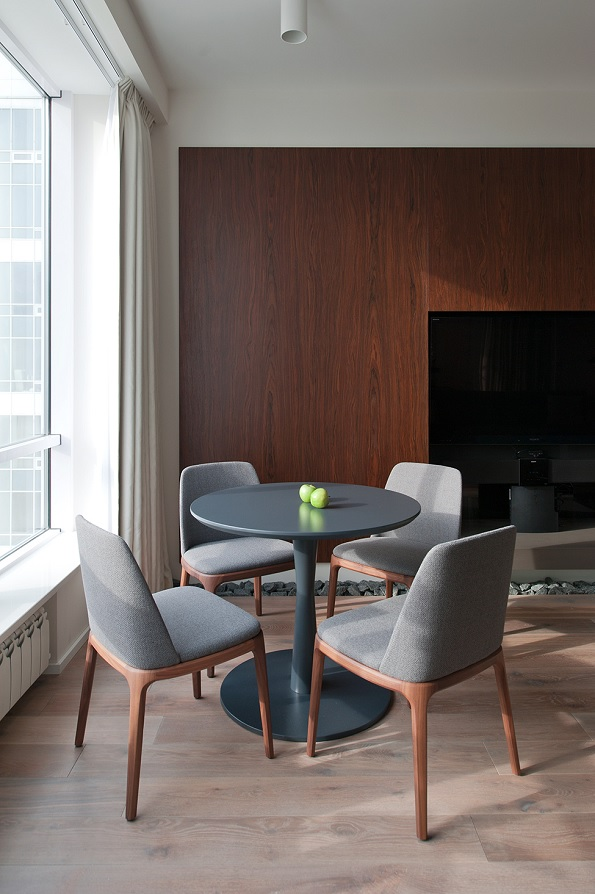 compact apartment Moscova 9
