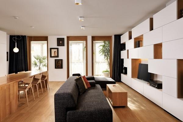 Ljubljana apartment 1