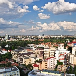 http://www.dreamstime.com/stock-photography-bucharest-panoramic-view-image25989672