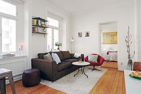 Linnéstaden apartment 2