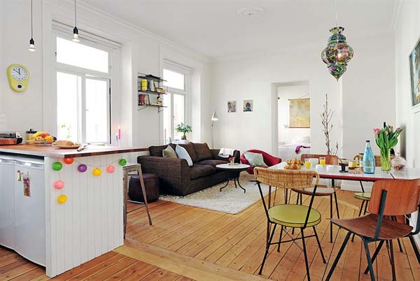 Linnéstaden apartment 3