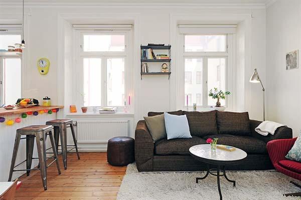Linnéstaden apartment 4