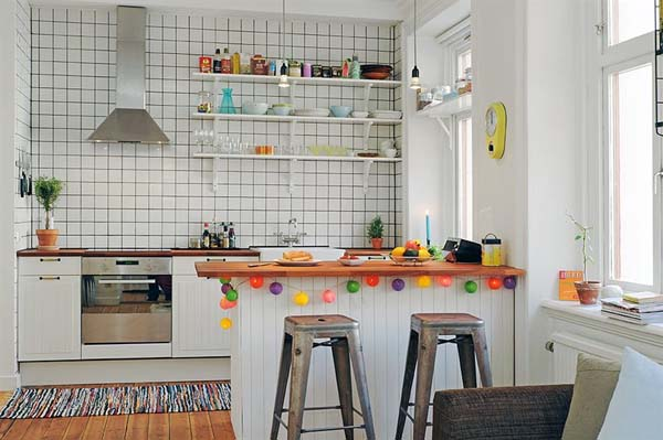 Linnéstaden apartment 5