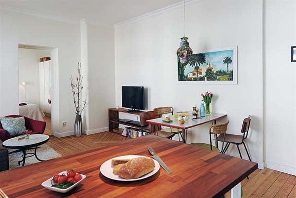 Linnéstaden apartment 7