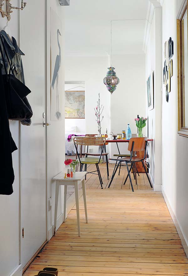 Linnéstaden apartment 8