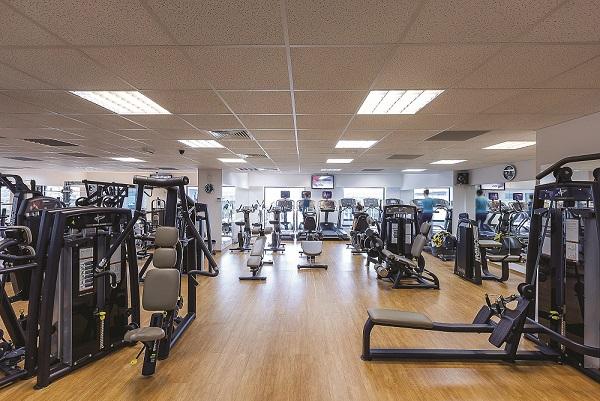 WGS sala fitness