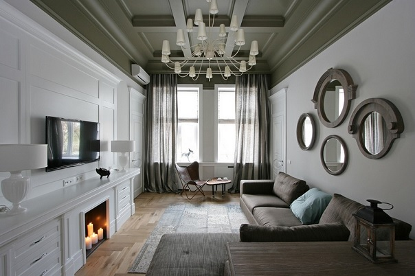 eclectic apartment 1