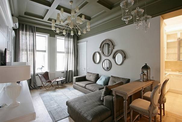 eclectic apartment 4