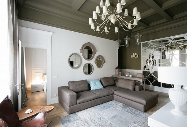 eclectic apartment 6