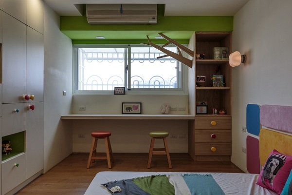 family apartment Taiwan 10