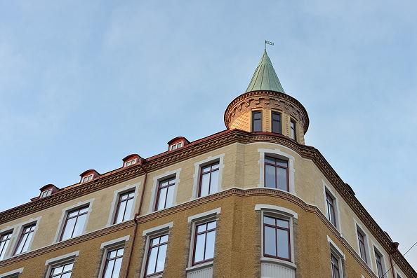 penthouse Alvhem exterior