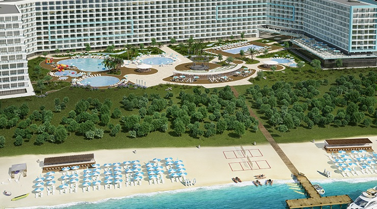 Blaxy Resort Hotel