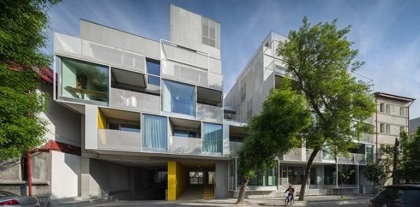 Urban Spaces 1
