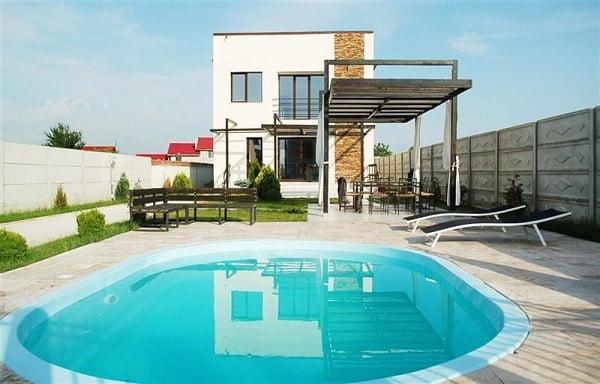 vila cu piscina Magurele