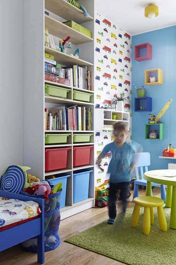 Warsaw apartment 15