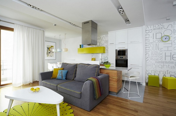 Warsaw apartment 3