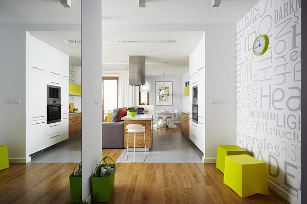 Warsaw apartment 4
