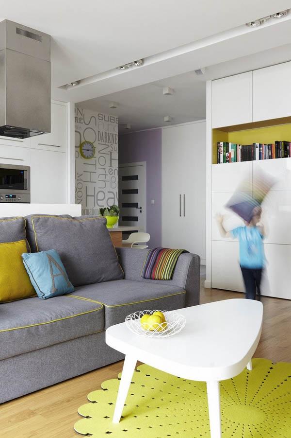 Warsaw apartment 8