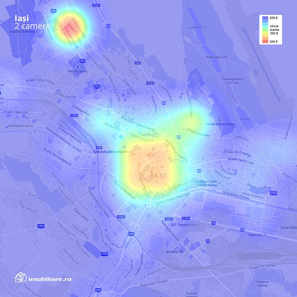 Harta chirii Iasi 2c