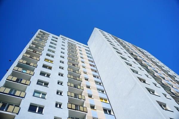 http://www.dreamstime.com/stock-image-high-apartment-block-blue-sky-image40974431