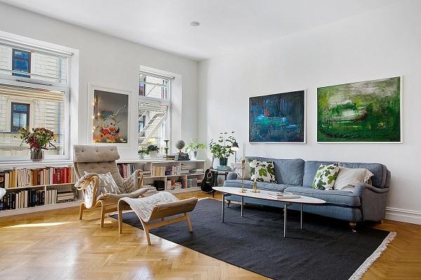 3 camere Gothenburg 4