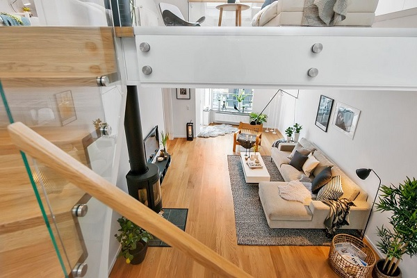 Scandinavian duplex 2