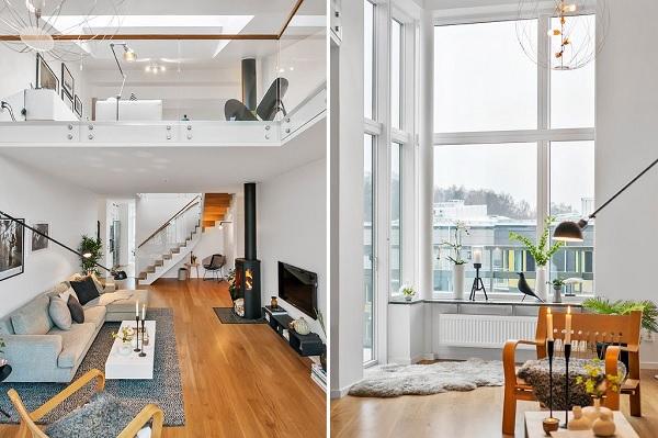 Scandinavian duplex 4