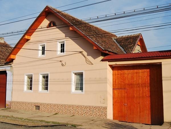 Monumentum 3 - Casa veche restaurata - Asa Nu