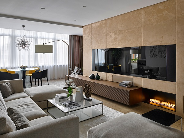 Moscow apartment 1