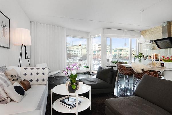 Stockholm apartament 1