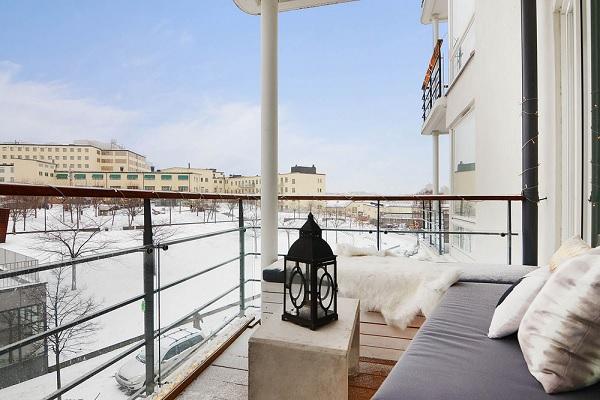 Stockholm apartament 15