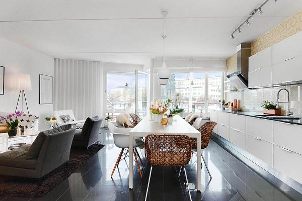 Stockholm apartament 4
