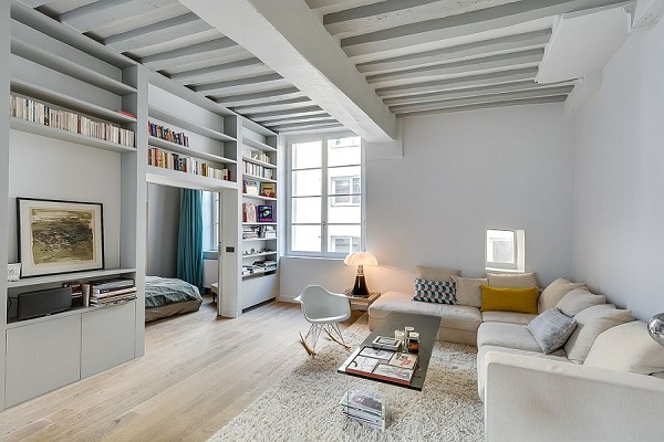 Paris apartment 4