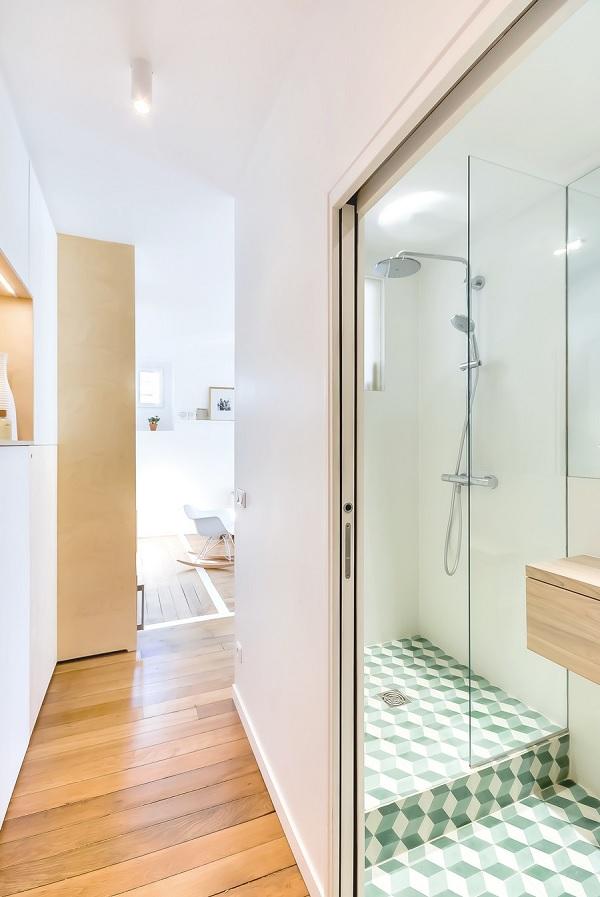 30 mp apartment Paris 10