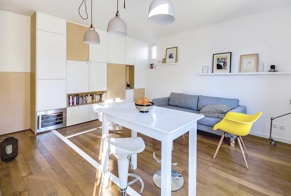 30 mp apartment Paris 5