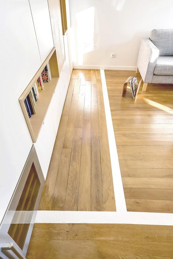 30 mp apartment Paris 6