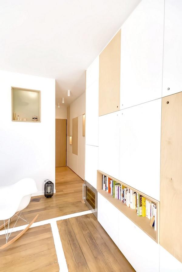 30 mp apartment Paris 7