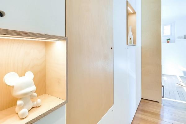 30 mp apartment Paris 9