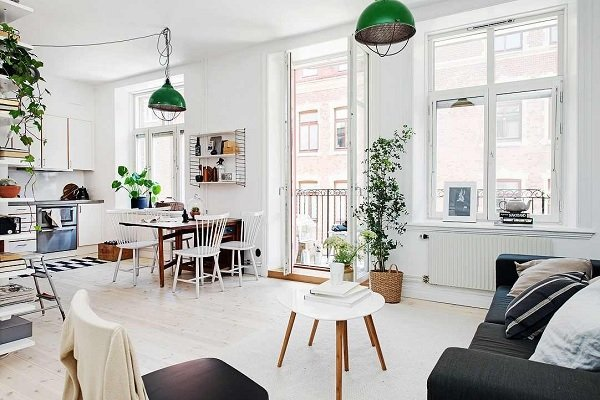 1 room apartment Gothenburg 1