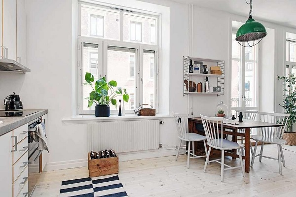 1 room apartment Gothenburg 5