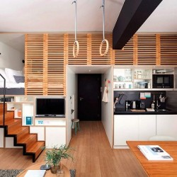 Zoku apartment 1